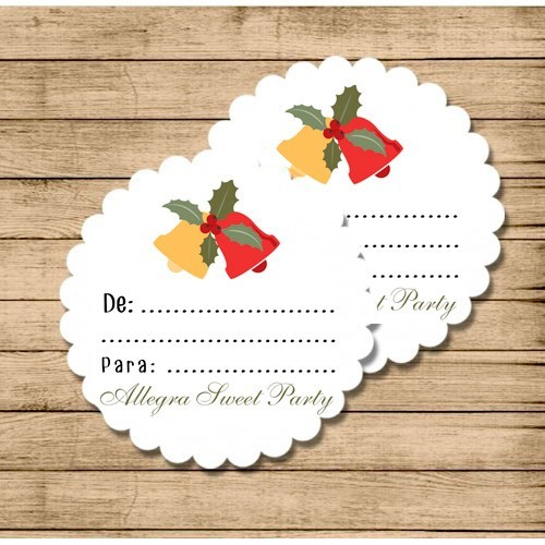 Etiquetas imprimibles para decorar regalos - Decorar regalos navidenos ...